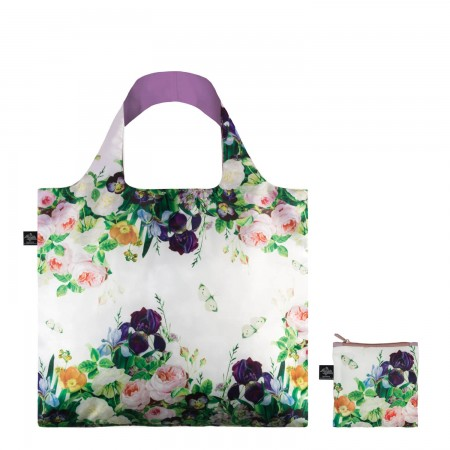 "LOQI Tasche ""Royal Flowers"""