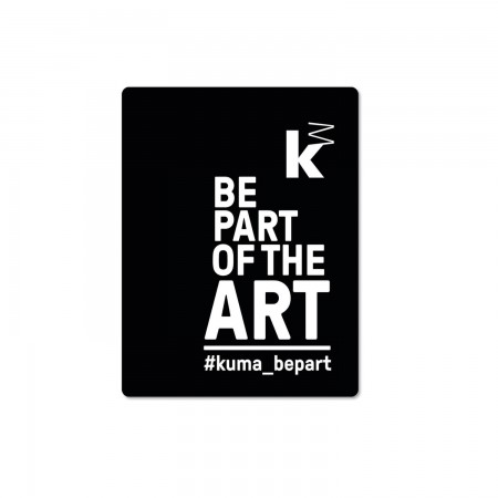 "Mousepad ""Part of the Art"""